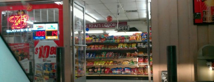 AJ's Liquor & Mini Mart is one of Retailers.