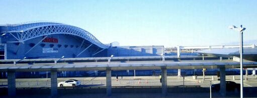 John F. Kennedy International Airport (JFK) is one of Airports of the World.