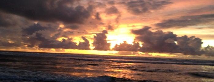 Kuta Beach is one of Bali for The World #4sqCities.