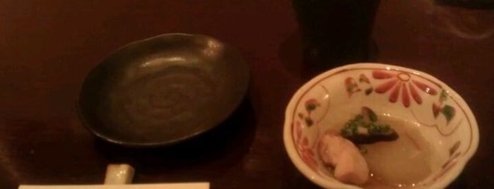 こんや is one of Ebisu Hiroo Daikanyama Restaurant 1.