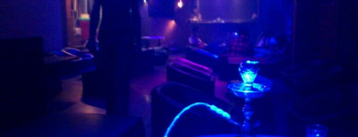 Wildwest Cafe is one of Hookah Places.