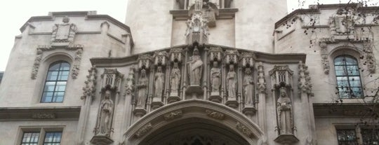 Supreme Court is one of 1000 Things To Do In London (pt 2).