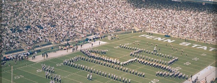 Beaver Stadium is one of B1G Stadiums.