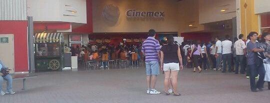 Cinemex is one of EIC-sippar.