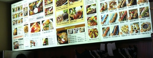 Sushi Q is one of Regular spots.