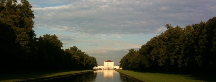 Schlosspark Nymphenburg is one of I Love Munich, munich#4sqCities.