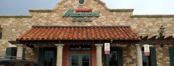Romano's Macaroni Grill is one of Food.