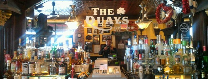 The Quays Pub is one of Best Bars in Astoria.
