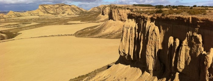 Parque Natural de las Bardenas Reales is one of Ciudades y países visitados.