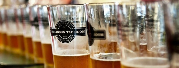 Tomlinson Tap Room is one of The Best Places in Indianapolis - #VisitUs.