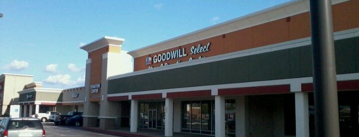 Goodwill is one of Like !.