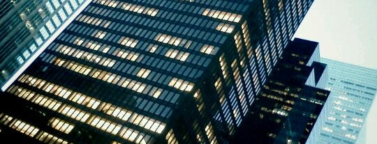 Seagram Building is one of New York City.