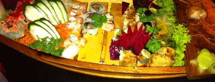 DJOY Japanese Food is one of Coxinha ao Caviar.