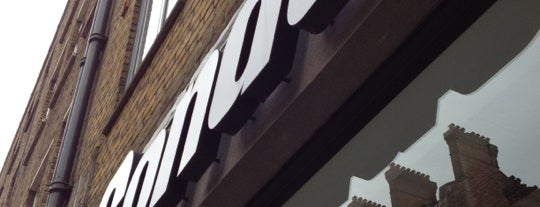 Condor Cycles is one of London - restaurants/bars/fashion/coffee.