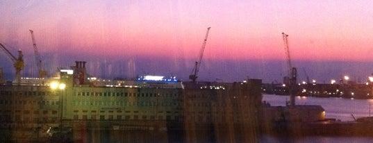 Porto di Genova is one of ITALY  best cities.