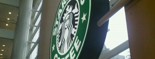 Starbucks is one of Top's.