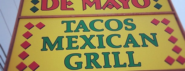 Cinco de Mayo is one of Culver City Casual Dining.