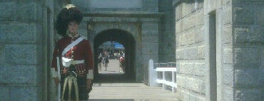 Halifax Citadel National Historic Site is one of Canada Favorites.