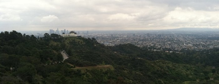 Griffith Park is one of The Great Outdoors in Los Angeles.