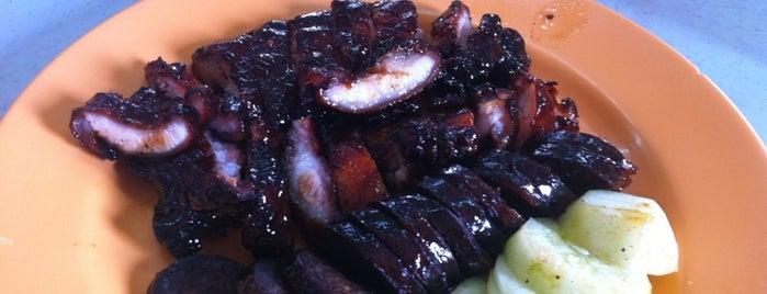 Meng Kee Char Siew Restaurant is one of Selangor.