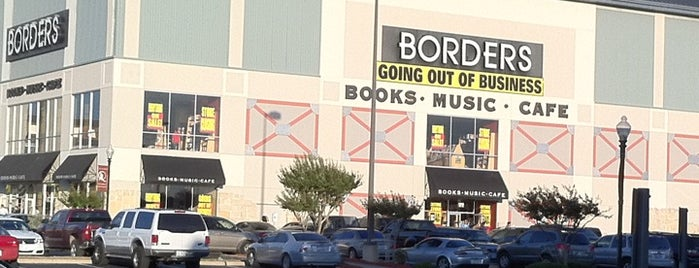 Borders Bookstore is one of Ŧ尺εε ฬเ-fι.