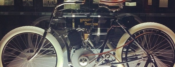Harley-Davidson Museum is one of Milwaukee's Best Spots!.