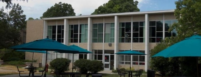 Frank Holt Center is one of Dining and Culinary Services.