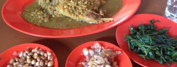 "Ayam Betutu Khas Gilimanuk is one of Bali ""Jaan"" Culinary."
