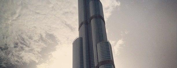 Burj Khalifa is one of Dream Destinations.