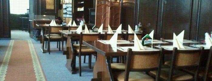 Restaurace Na Rozhraní is one of Favorite restaurants.