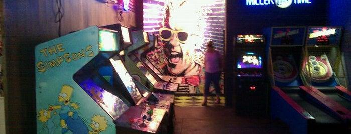The Max Retropub is one of Increase your Tulsa City iQ.