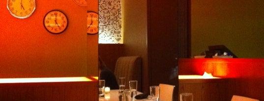 The Corner Office Restaurant & Martini Bar is one of Denver Travel.