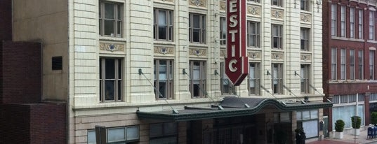 Majestic Theatre is one of Dallas Outings.