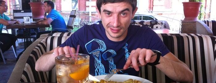 Soiree / Cyape is one of Cafe Kyiv (Kiev, Ukraine).