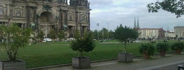 Lustgarten is one of Berlin And More.