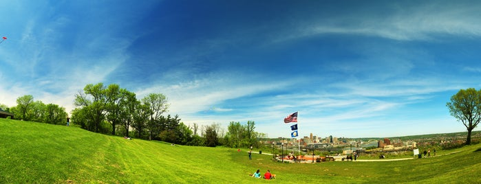 Devou Park is one of Photographing Cincinnati.