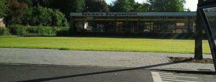 Borgloschool is one of Diversen.