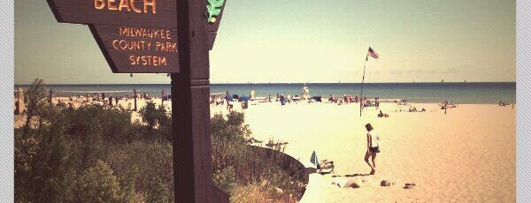Bradford Beach is one of Milwaukee.