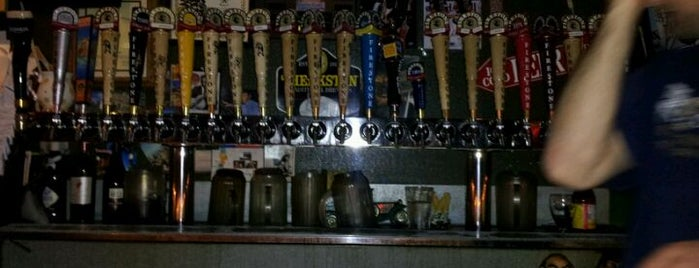 Hamilton's Tavern is one of Draft Mag's Top 100 Beer Bars (2012).
