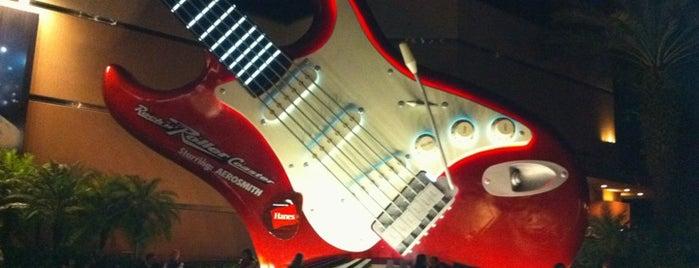 Rock 'N' Roller Coaster Starring Aerosmith is one of Disney Sightseeing: Hollywood Studios.