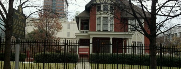 Margaret Mitchell House is one of Atlanta's Best Museums - 2012.