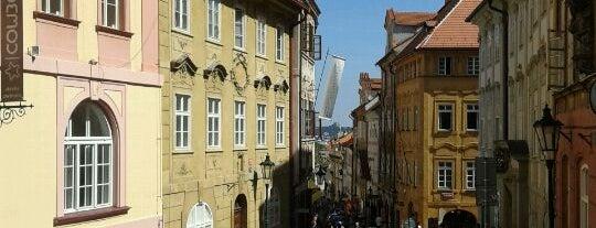 Nerudova is one of Historická Praha.