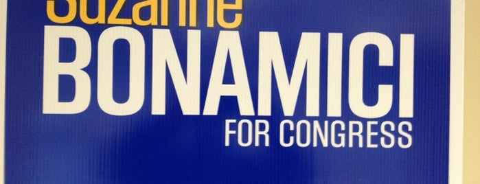Suzanne Bonamici for Congress HQ is one of Fave candidate.