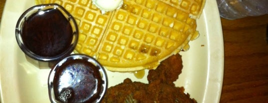 Roscoe's House of Chicken and Waffles is one of Best Places to Check out in United States Pt 6.