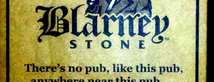 Blarney Stone Pub is one of The best after-work drink spots in Bismarck, ND.