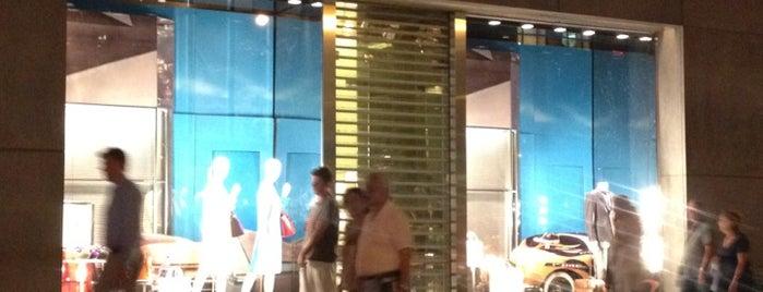 Prada is one of New York.