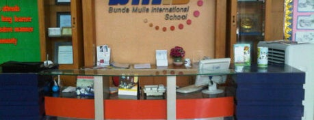Bunda Mulia International School is one of Ancol.