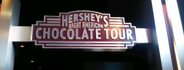 Hershey's Great American Chocolate Tour is one of Favorite Arts & Entertainment.