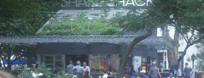 Shake Shack is one of Front-end eats 'n' drinks.