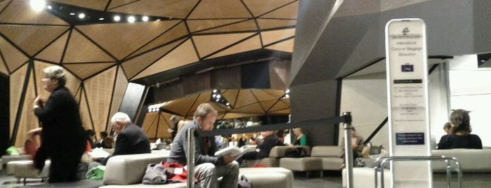 Wellington Airport (WLG) International Terminal is one of The coolest little capital in the world.
